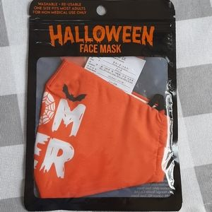 Halloween Face mask NWT
